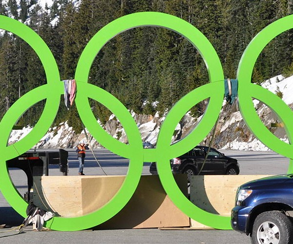 North Construction Helps Save 2010 Winter Olympics